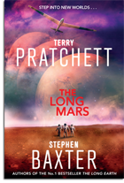 Terry Pratchett and Stephen Baxter: The Long Mars (Book)