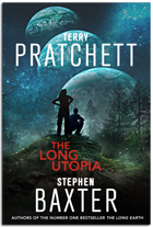 Terry Pratchett and Stephen Baxter: The Long Utopia (Book)